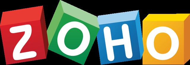 Logo Zoho ScaleUp Project Official Partner Lausanne Switzerland